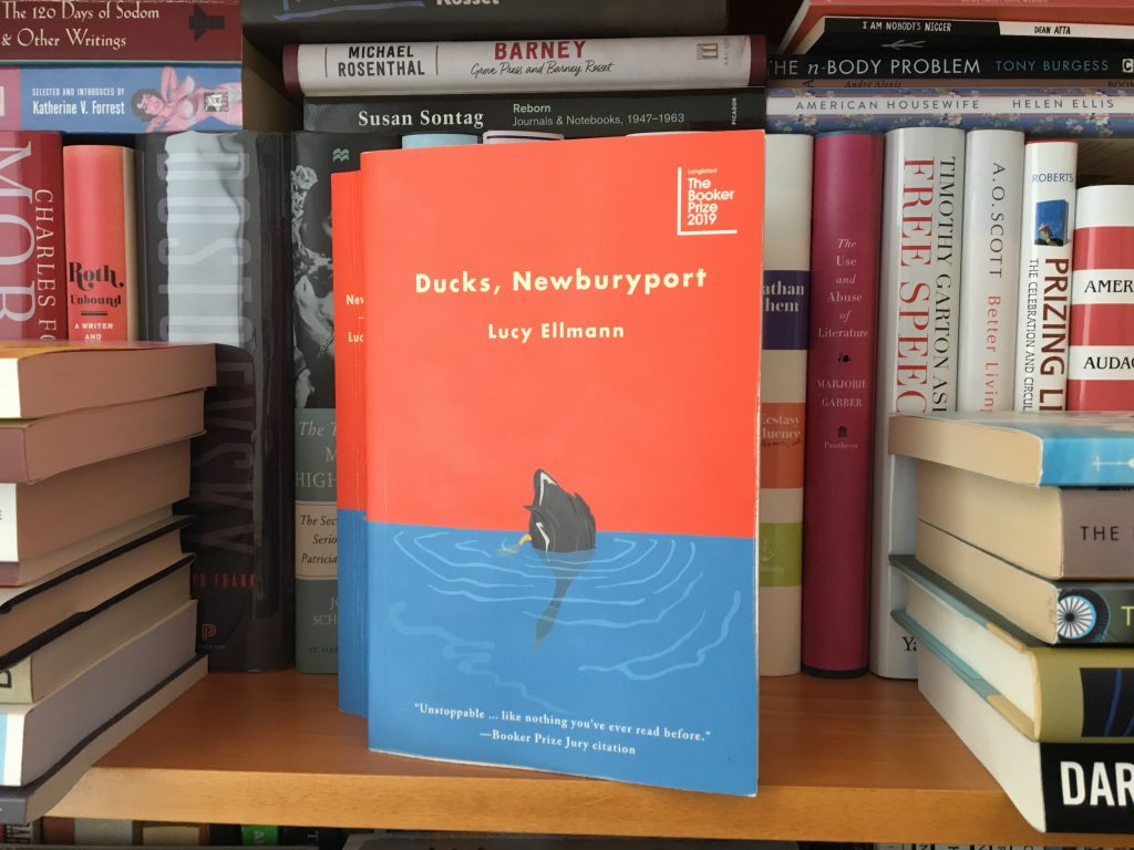 Galley Beggars Press, which publishes the U.K. edition of Ducks, Newburyport, is under threat after The Book People's near-collapse.