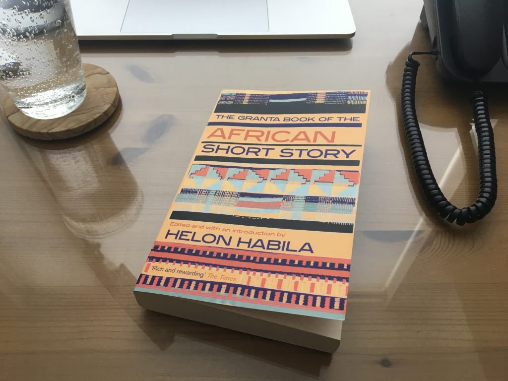 The Granta Book of the African Short Story, edited by Helon Habila
