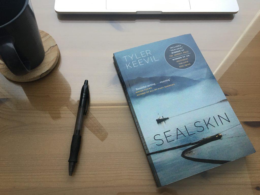 Sealskin by Tyler Keevil