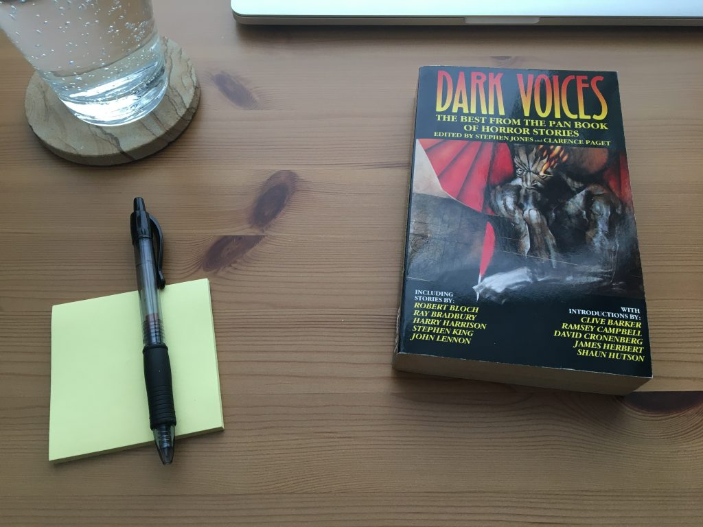 Dark Voices: The Best from the Pan Book of Horror Stories