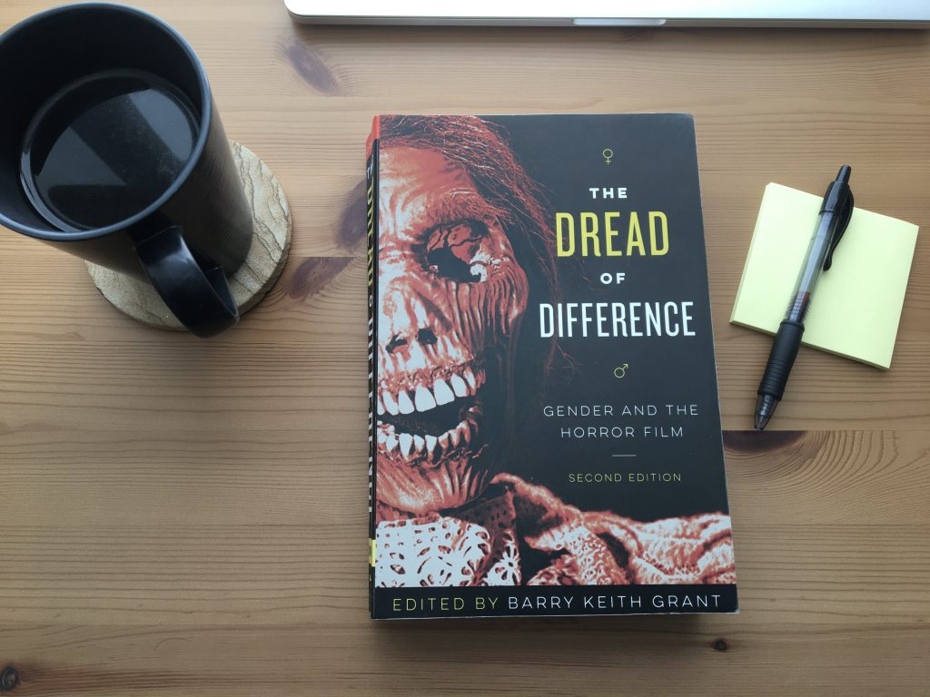 The Dread of Difference: Gender and the Horror Film, Barry Keith Grant, ed.