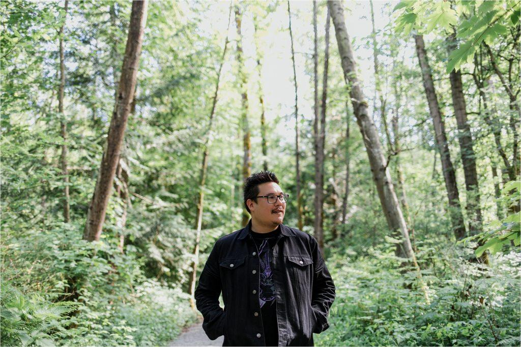 Jordan Abel (Photo: Tenille Campbell)