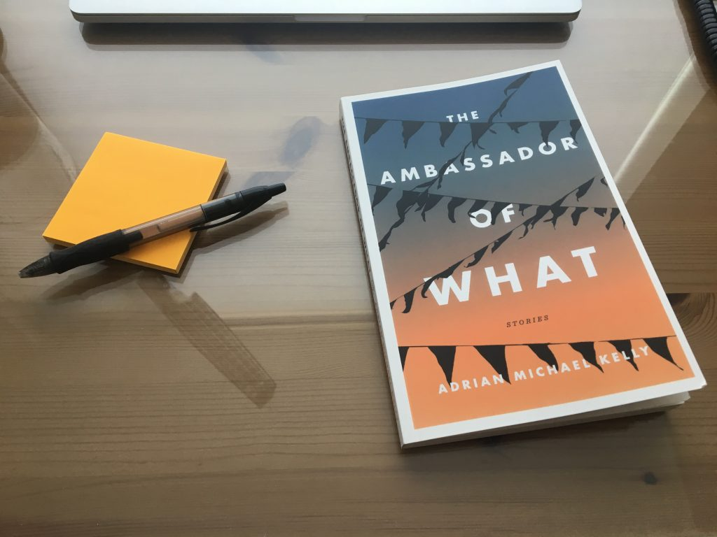 The Ambassador of What by Adrian Michael Kelly