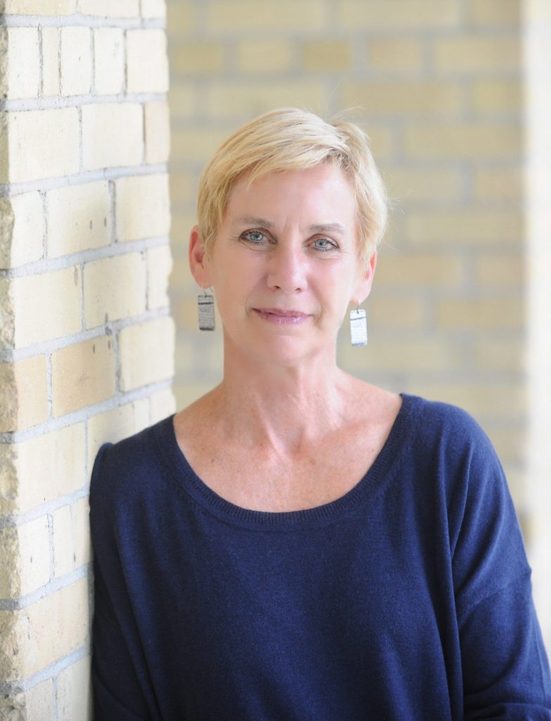 Author Kim Echlin