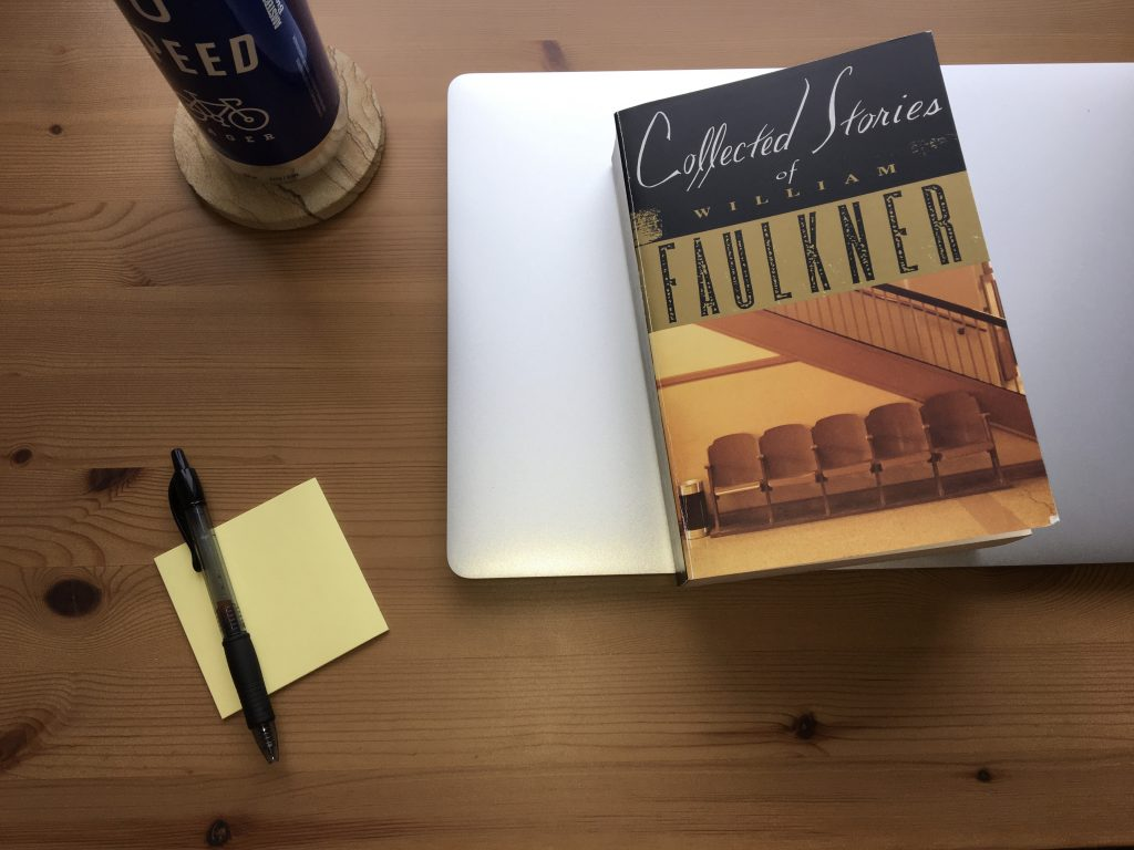 Collected Stories of William Faulkner