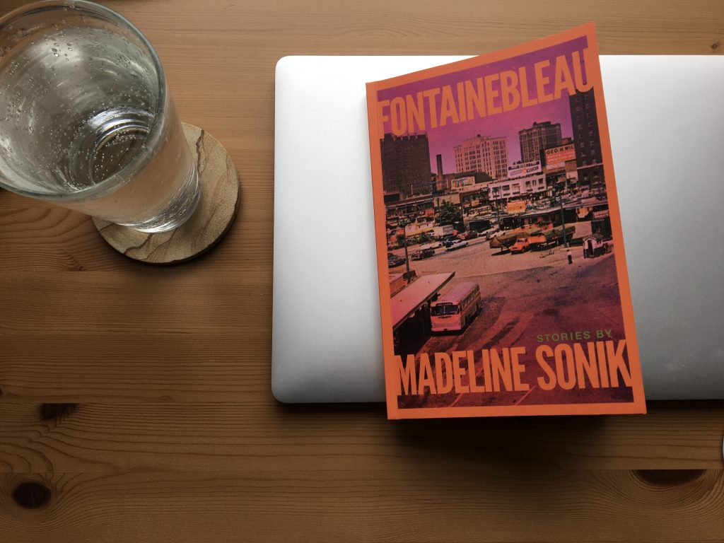 Fontainebleau by Madeline Sonik