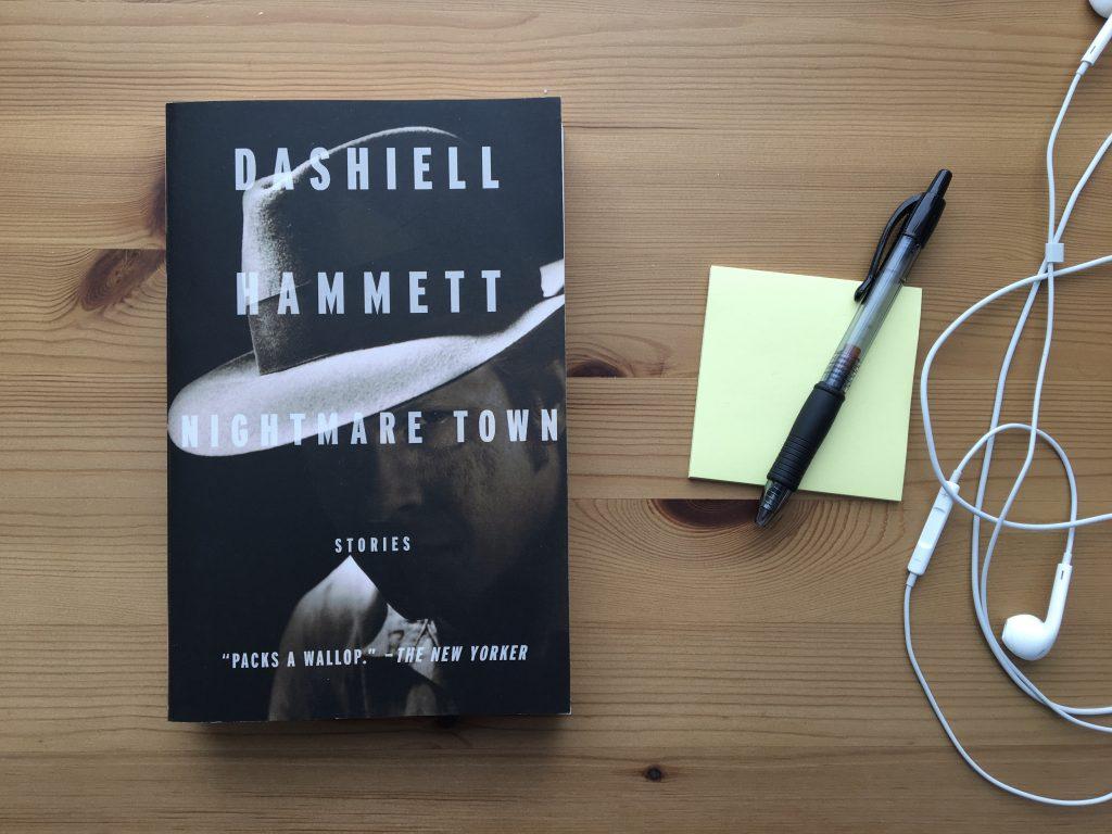 Nightmare Town: Stories by Dashiell Hammett