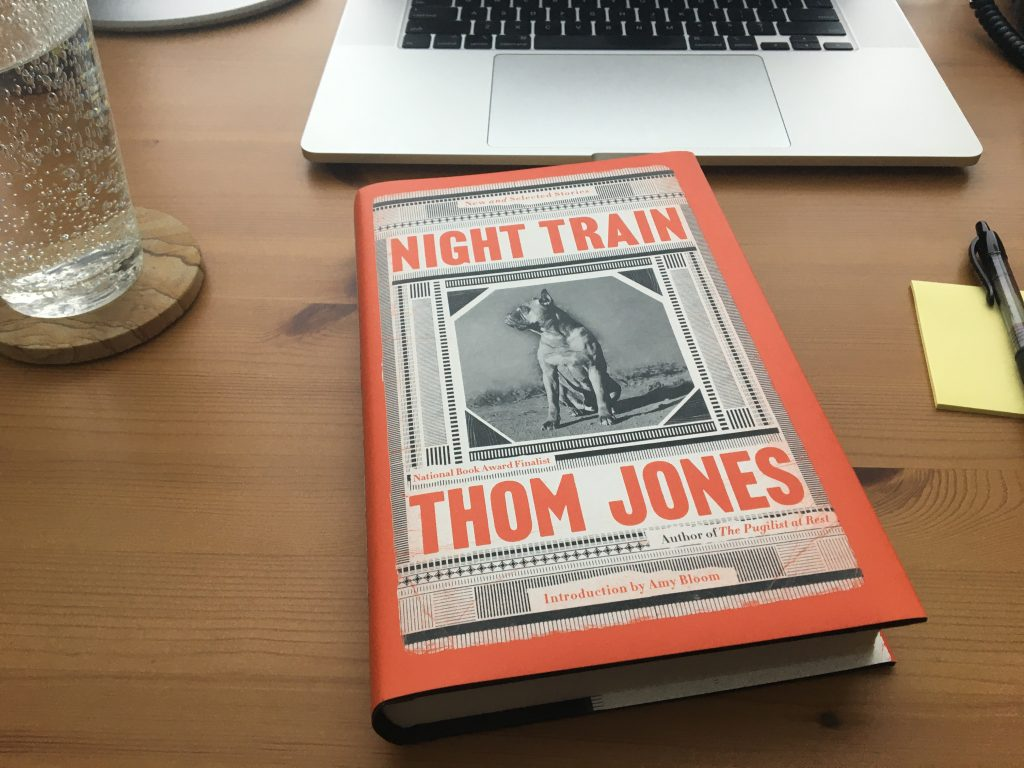 Night Train: New and Selected Stories by Thom Jones