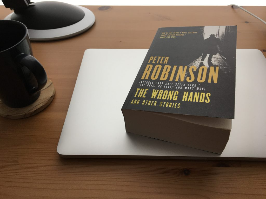The Wrong Hands and Other Stories by Peter Robinson