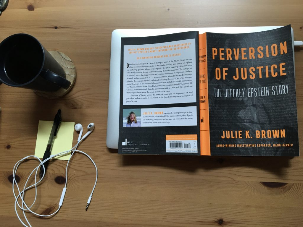 Perversion of Justice: The Jeffrey Epstein Story by Julie K. Brown