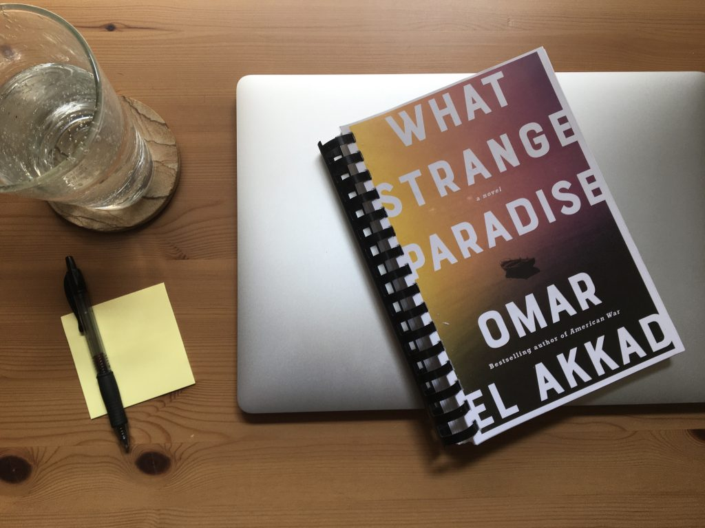 What Strange Paradise by Omar El Akkad